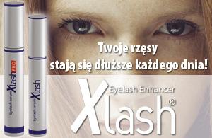 Xlash - Twoje rzęsy stają się dłuższe każdego dnia!