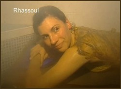 Marokańska Glinka Rhassoul